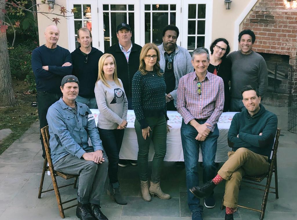 The Office, Reunion, Cast