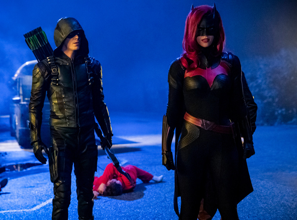 Batwoman, Elseworlds, The Flash, Arrow, Supergirl