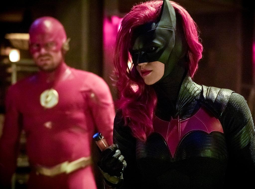 Batwoman, Elseworlds, The Flash, Arrow, Supergirl