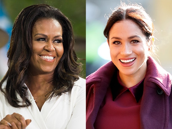 The Sweet Origins of Meghan Markle and Michelle Obama's Friendship