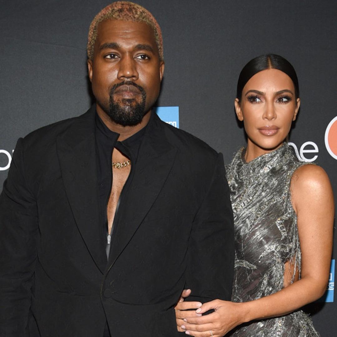 Where Kim Kardashian And Kanye West S Marriage Stands E Online Deutschland