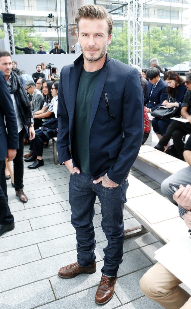 ESC: David Beckham, Spencer Styles