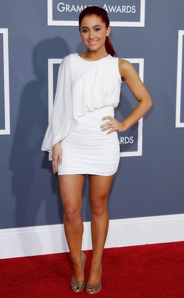 Ariana Grande, First Grammys