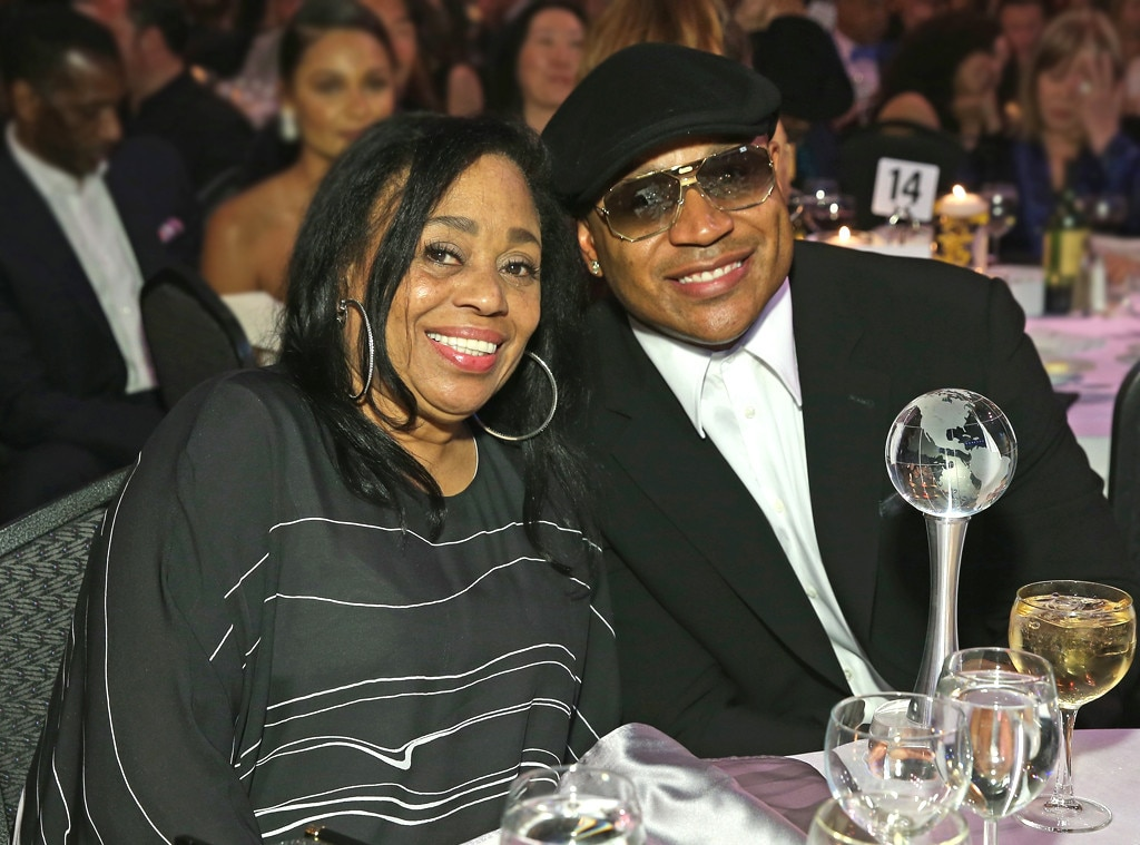 LL Cool J, Ondrea Smith, Mother