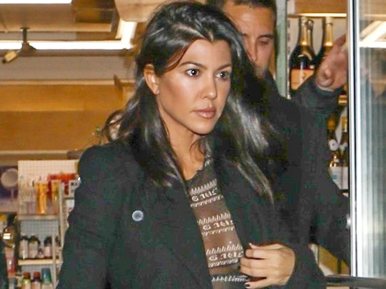 "Kourtney Kardashian Says She ""Wants to Be in Love Again"""