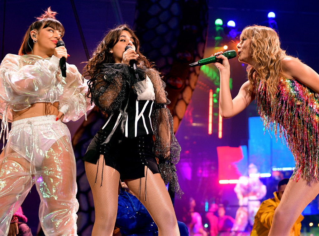 Taylor Swift, Camila Cabello, Charlie XCX, Reputation Tour, Arlington