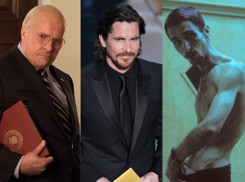 The Wild History of Christian Bale's Drastic Movie ...