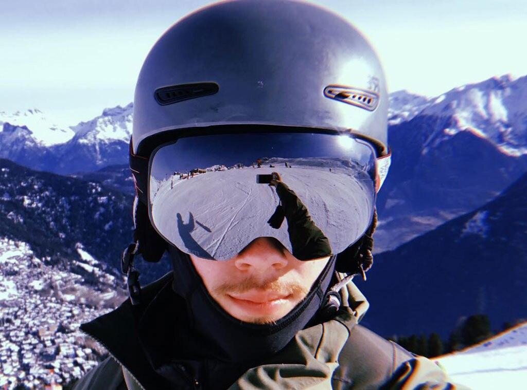 Nick Jonas, Switzerland
