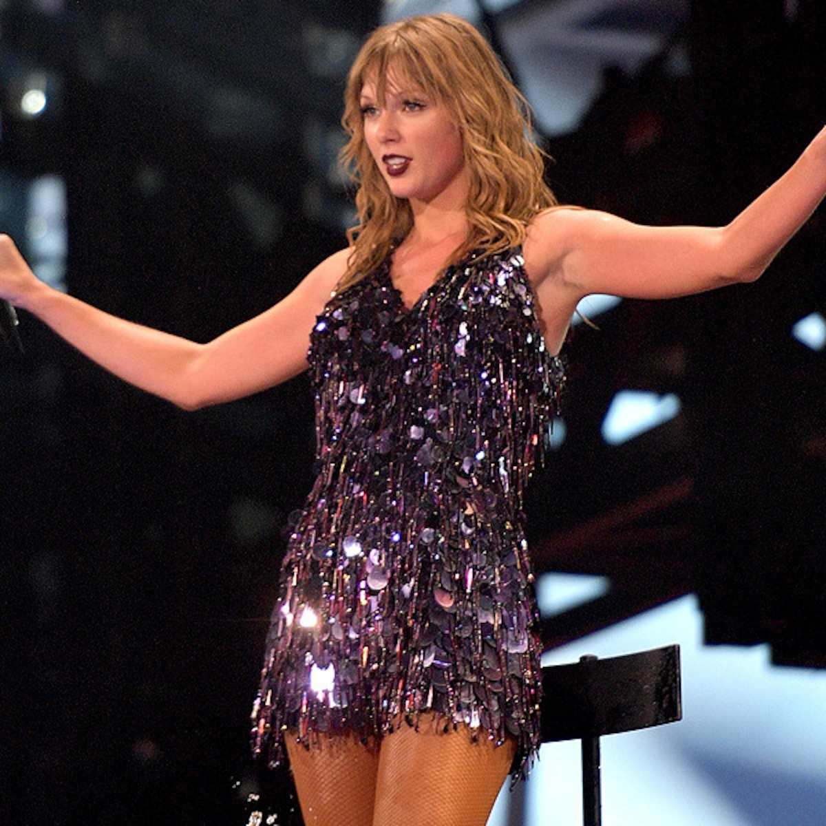 Taylor Swift Opens Up To The Audience In Netflix Concert Movie E Online Ap