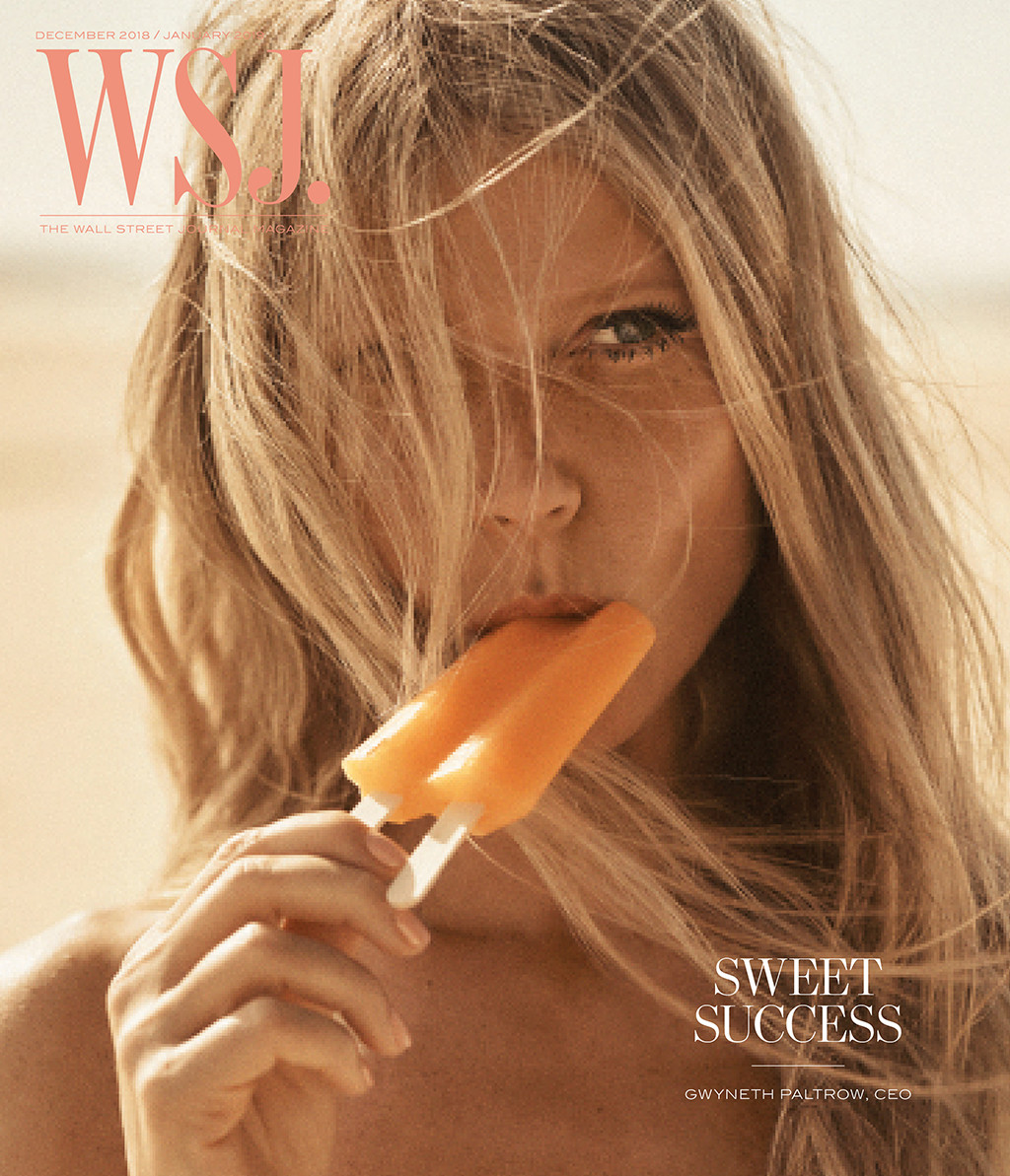 Gwyneth Paltrow, WSJ. Magazine