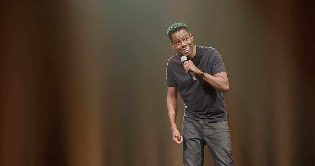 Chris Rock, Tamborine