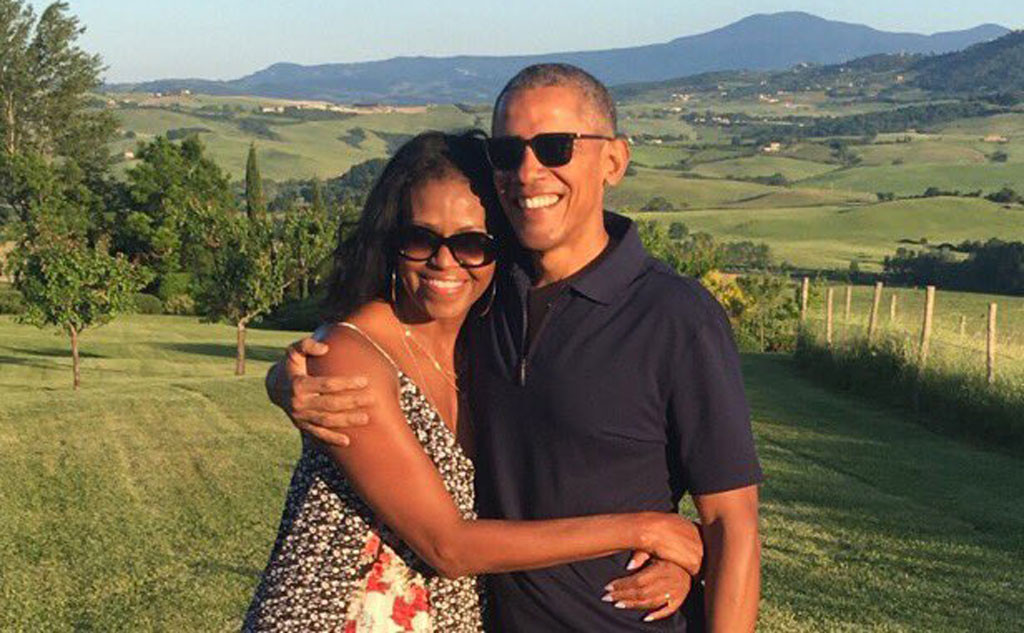 Barack and Michelle Obama's Love Story Isn't What You