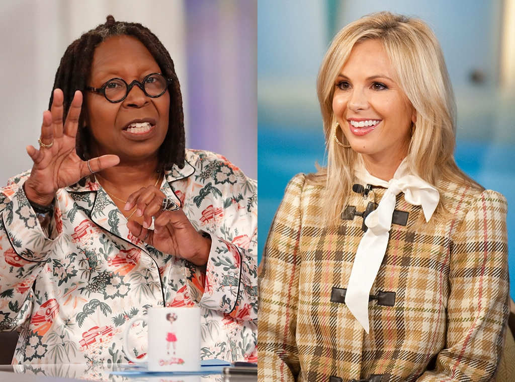 "Whoopi Goldberg vs. Elisabeth Hasselbeck -  In an August 2010 episode,  Elisabeth Hasselbeck  likely had flashbacks to the Rosie O days when she and new moderator  Whoopi Goldberg  got into  a heated debate  of the use of the ""N"" word. The now-retired  Fox & Friends  co-host argued that nobody ought to be able to use the word, while Goldberg countered that it's an entirely different thing when African-Americans use it and she needed to understand that."