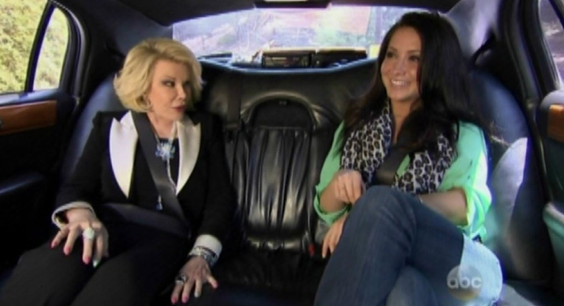Joan Rivers, Bristol Palin