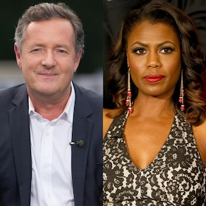 Piers Morgan, Omarosa