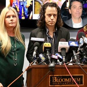 Alexander Polinsky, Nicole Eggert, Scott Baio