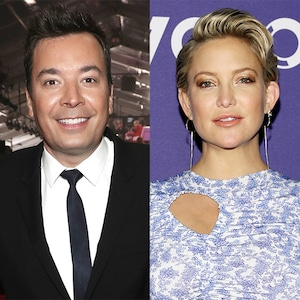 Jimmy Fallon, Kate Hudson