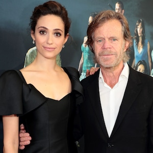 William H. Macy, Emmy Rossum, Shameless