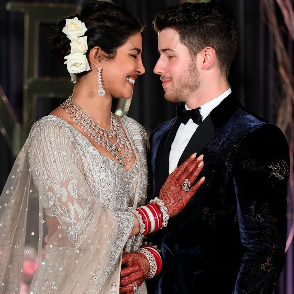 Priyanka Chopra's Wedding Dress Is Stunning