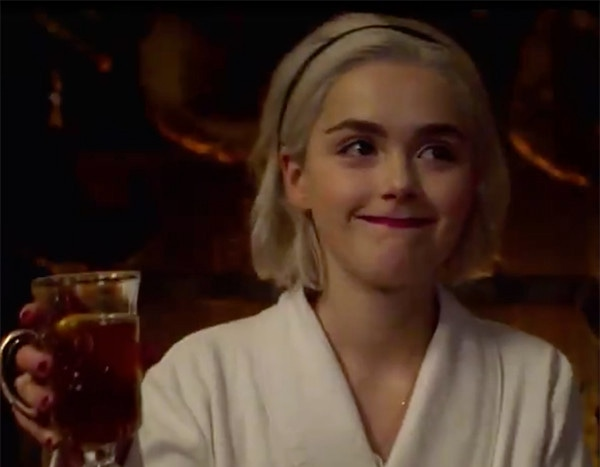 Chilling Adventures Of Sabrina Is Festive Af In New