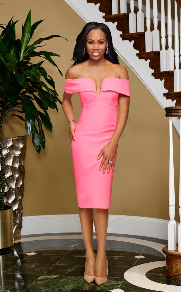 Monique Samuels, Real Housewives of Potomac