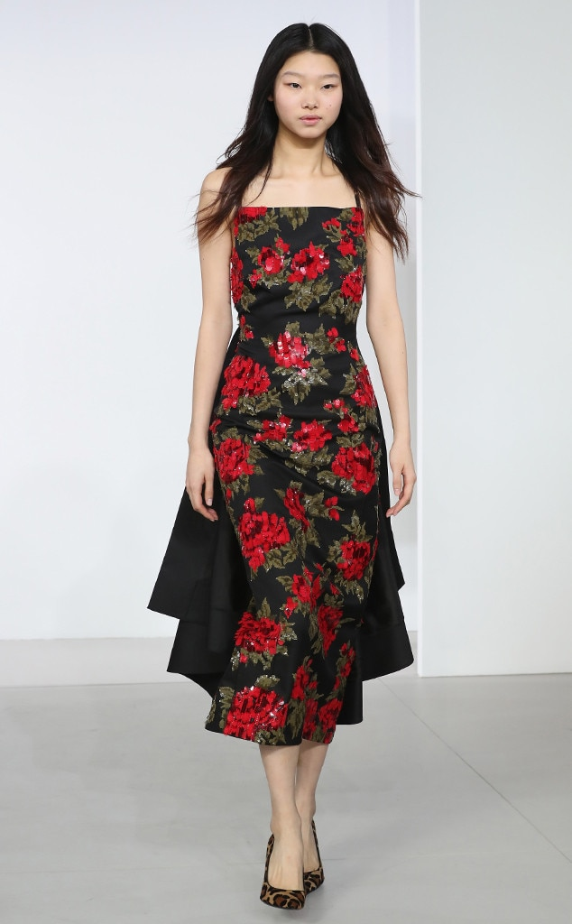 c66ac75663dc Michael Kors Collection from Best Looks at New York Fashion Week Winter  2018