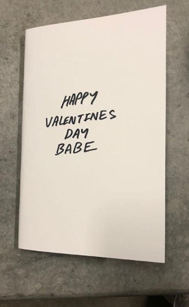 Kanye West, Valentine's Day
