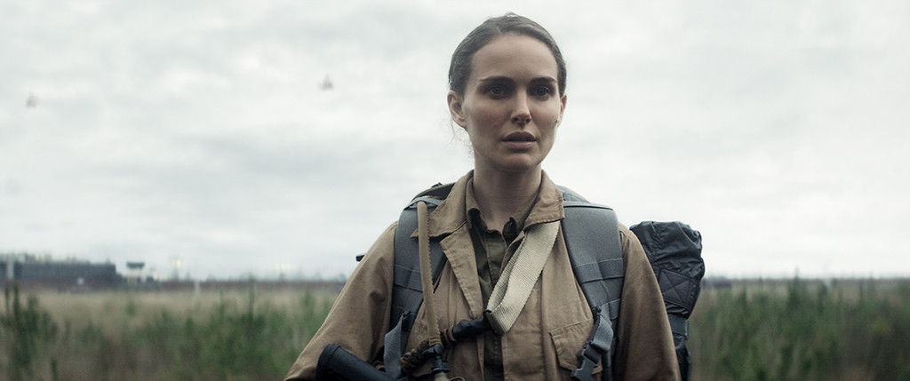 Natalie Portman, Annihilation
