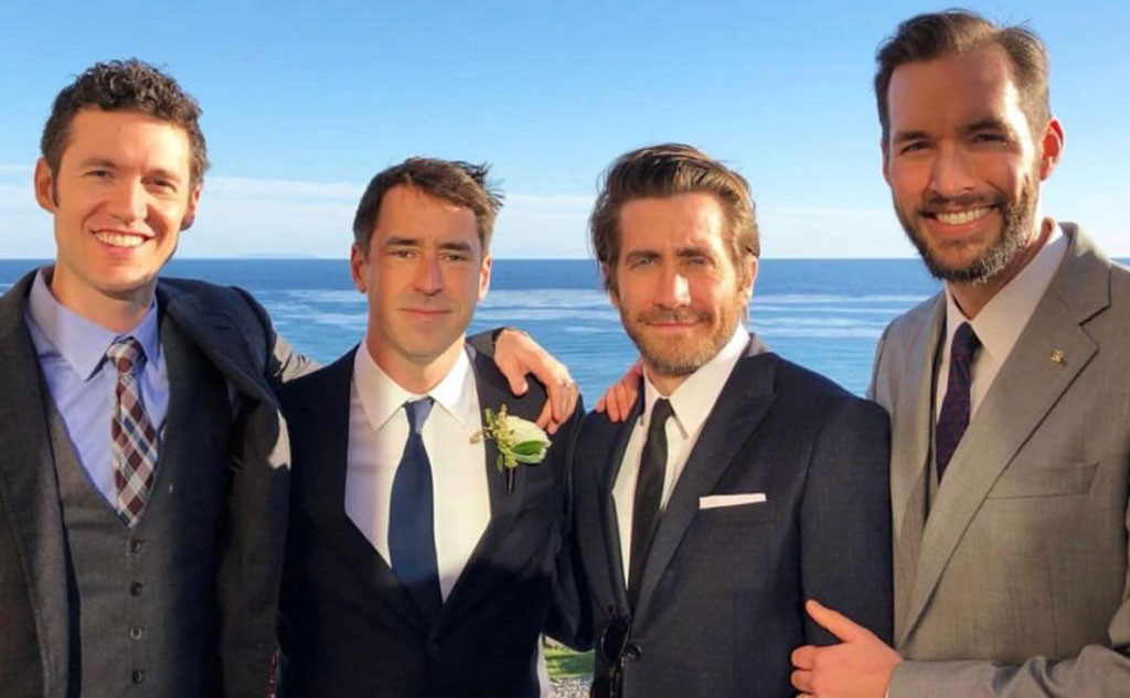 Amy Schumer, Wedding, Jake Gyllenhaal