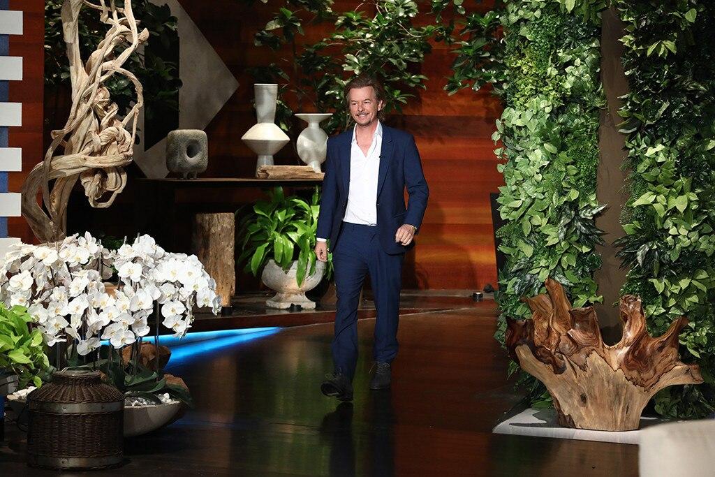 David Spade, The Ellen DeGeneres Show
