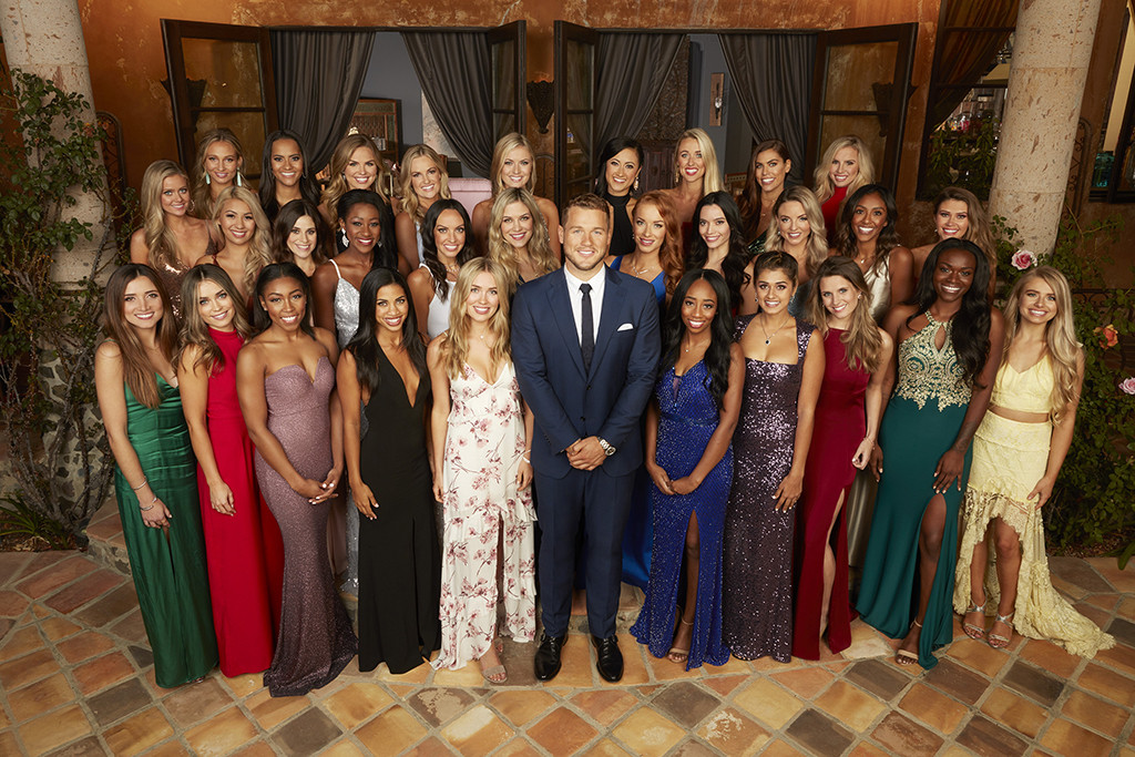 The Bachelor, Colton Underwood
