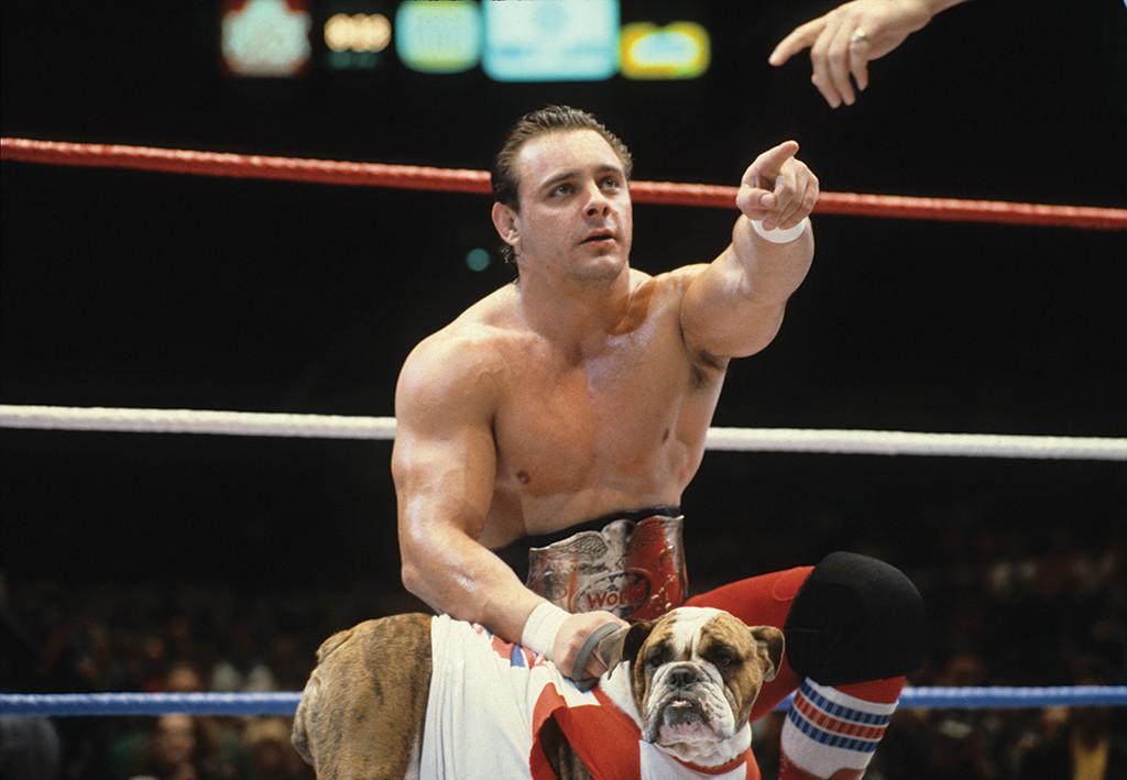 Dynamite Kid, WWE