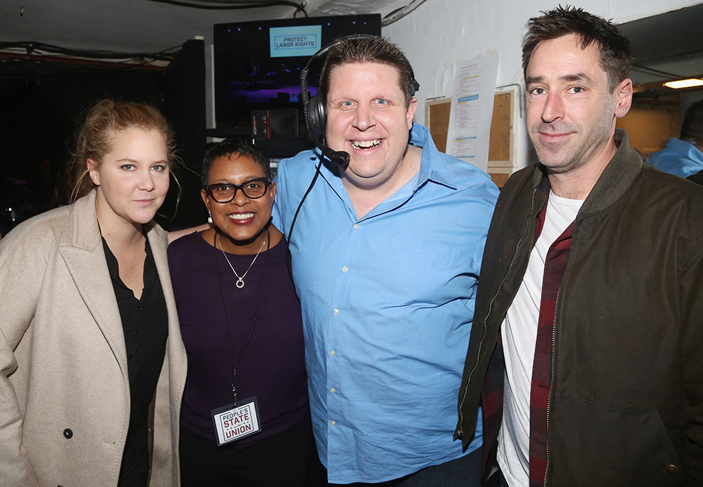 Amy Schumer, Schele Williams, Jason Daunter, Chris Fischer