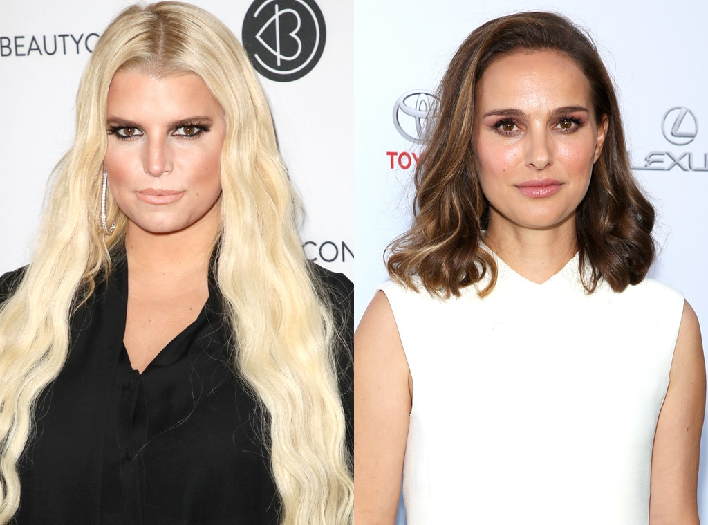 """Jessica Simpson vs. Natalie Portman -  In a late addition to the list, fans were surprised in early December when Jessica  called out  Natalie on  Twitter , saying, """"I was disappointed this morning when I read that I 'confused' you by wearing a bikini in a published photo taken of me when I was still a virgin in 1999.As public figures, we both know our image is not totally in our control at all times, and that the industry we work in often tries to define us and box us in. However, I was taught to be myself and honor the different ways all women express themselves, which is why I believed then- and I believe now- that being sexy in a bikini and being proud of my body are not synonymous with having sex.""""  """"I have always embraced being a role model to all women to let them know that they can look however they want, wear whatever they want and have sex or not have sex with whomever they want,"""" she continued. """"The power lies within us as individuals. I have made it my practice to not shame other women for their choices. In this era of Time's Up and all the great work you have done for women, I encourage you to do the same.""""  The reason?"""