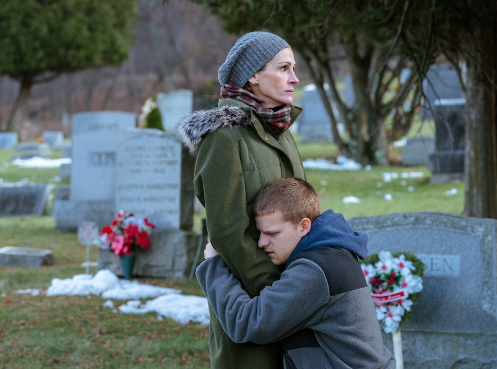 Julia Robert, Lucas Hedges, Ben is Back