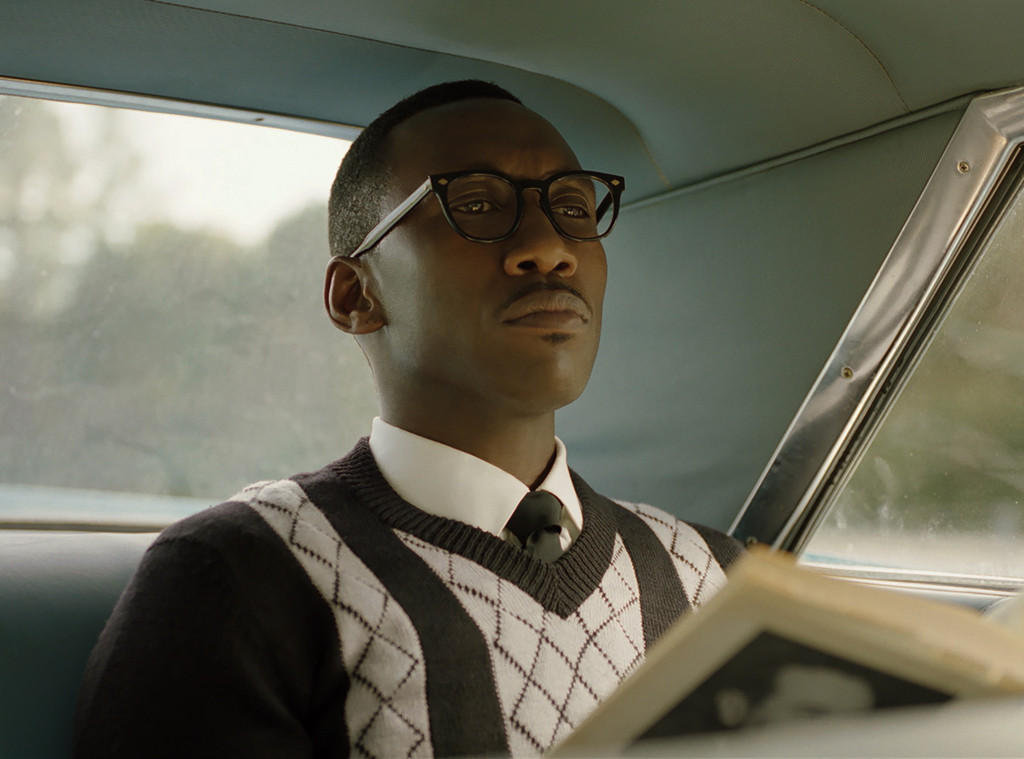 Green Book, Mahershala Ali