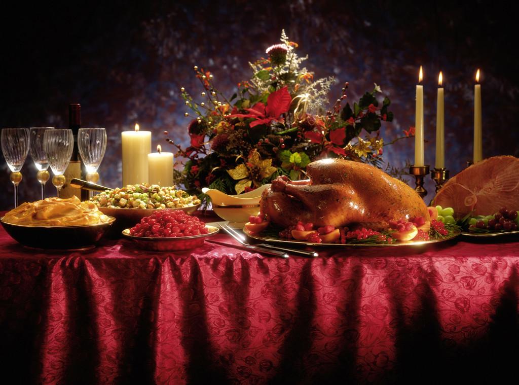 Christmas Food, dinner