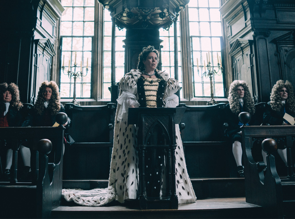 The Favourite, Olivia Colman