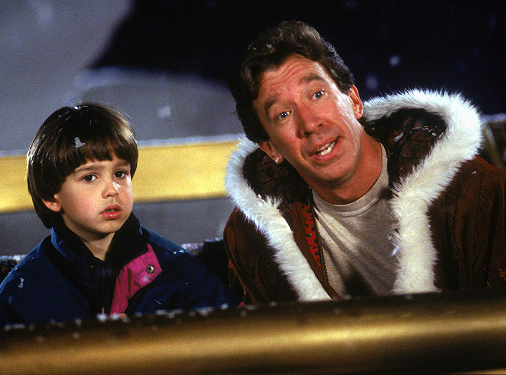 Tim Allen, The Santa Clause Movie