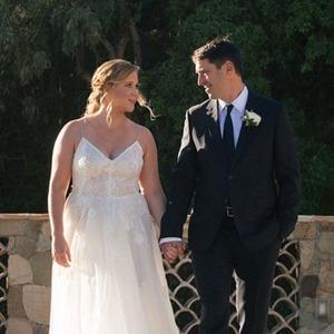 Amy Schumer, Chris Fischer, Wedding