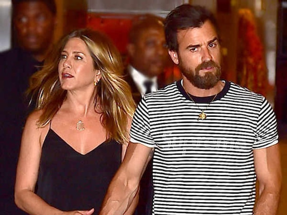 Justin Theroux Breaks His Silence on Jennifer Aniston Split