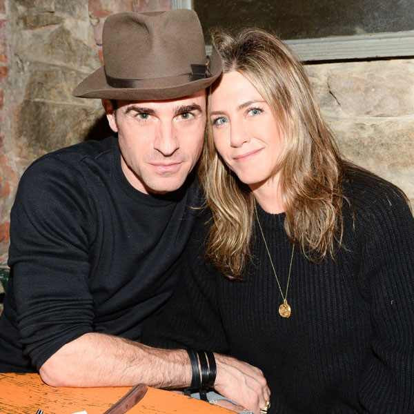 See Justin Theroux's Sweet Reaction to Ex Jennifer Aniston Joining Instagram
