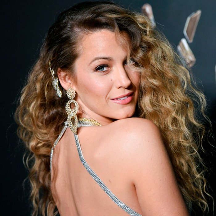 79d8bfc8 Blake Lively Sparkles in the Perfect New Year's Eve Dress and More Best  Dressed Stars | E! News