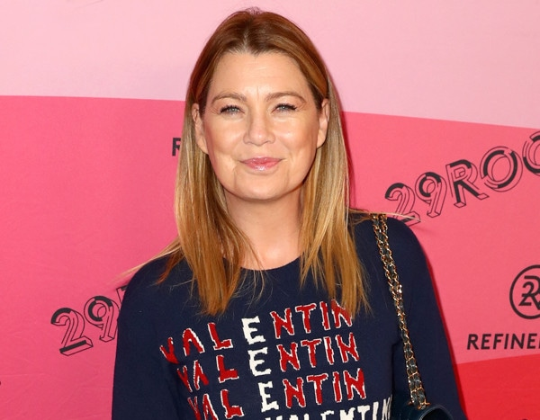 How Ellen Pompeo Deals With Being Called a ''White Bitch''