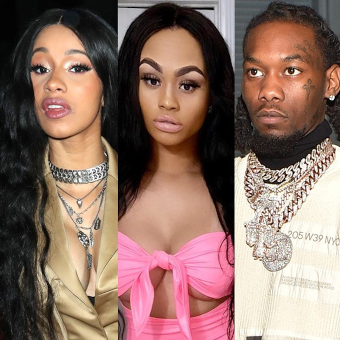 9a2d3cfc7e1db Instagram Model Accused of Coming Between Cardi B and Offset Speaks Out