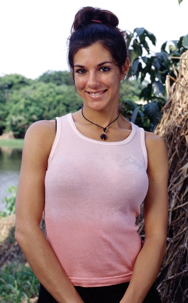 Jenna Morasca -  The swimsuit model and college student was just 21 when she was crowned the sole Survivor of season six, which included her infamous decision to get naked for some peanut butter. (Relatable, tbh!)