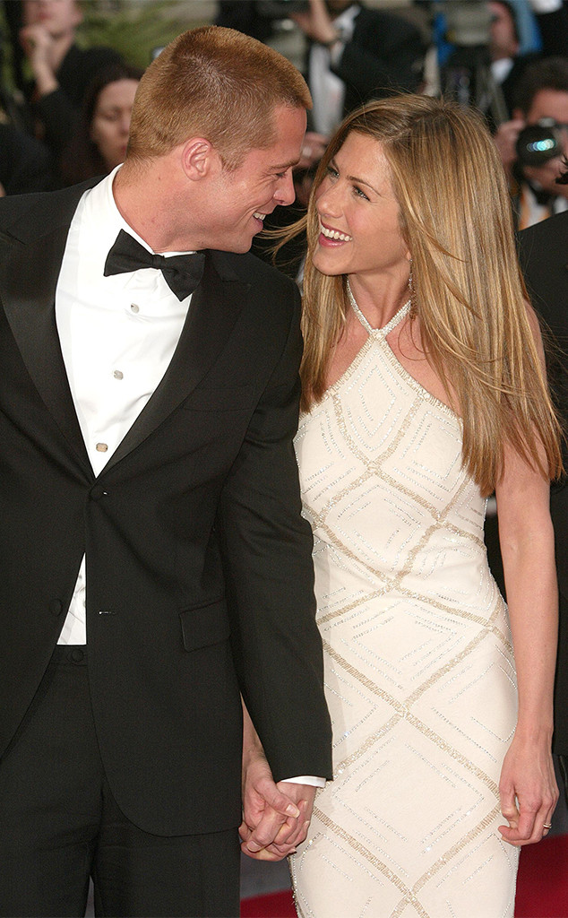 This Is What Brad Pitt Has to Say About Rekindling His Relationship