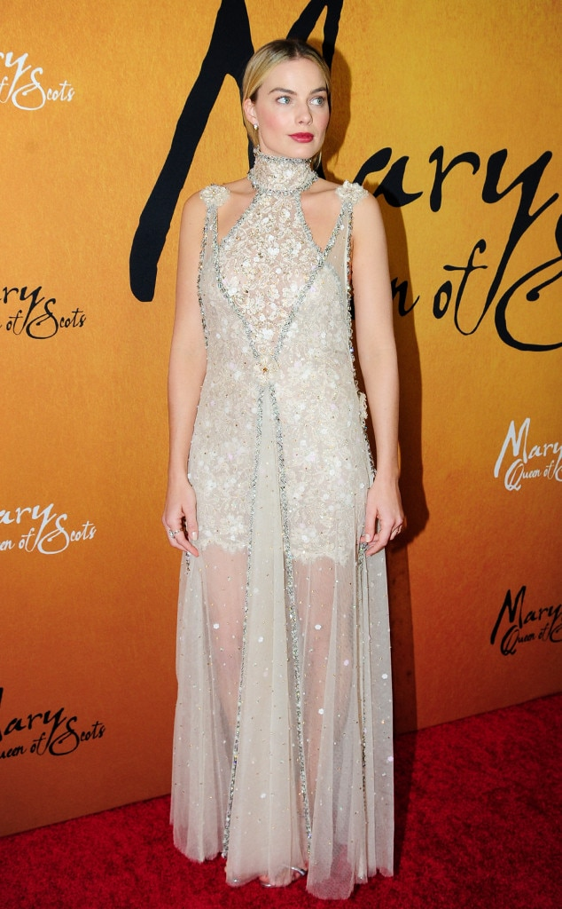 ESC: Best Looks, Margot Robbie