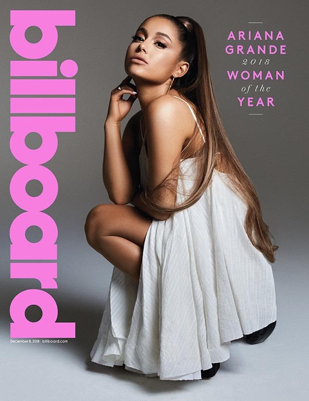 Ariana Grande, Billboard