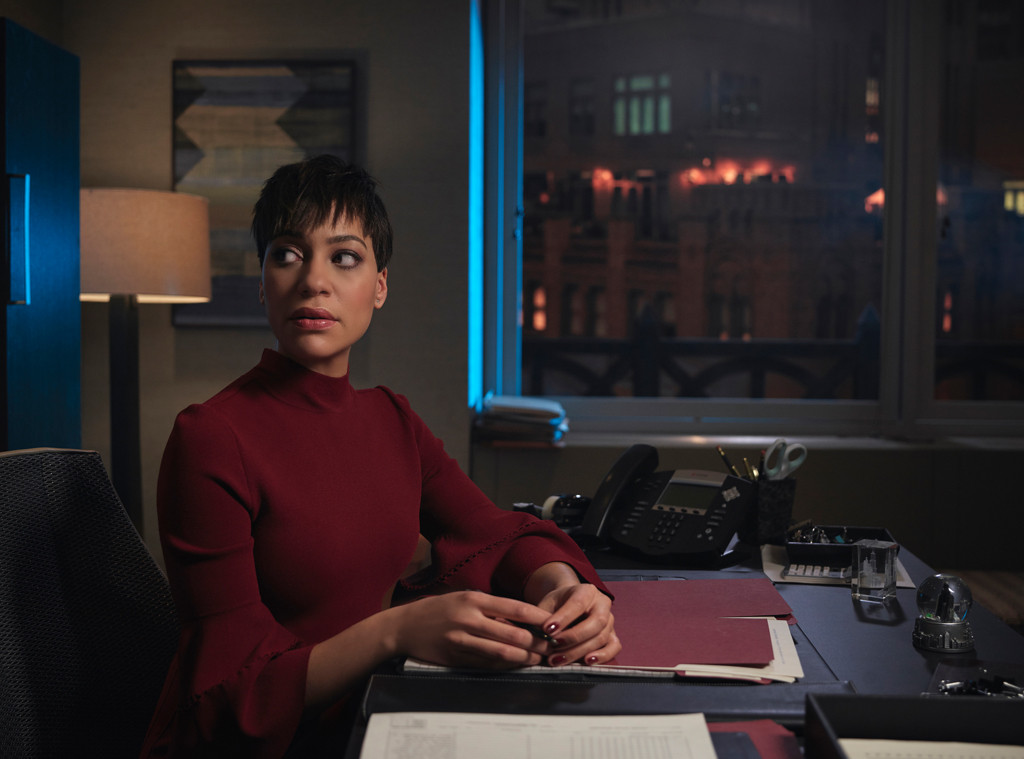Why The Good Fight's Cush Jumbo Consulted Julianna Margulies About
